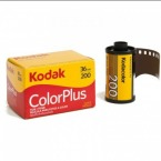 Фотопленка Kodak Color Plus 200 на 36 кадров